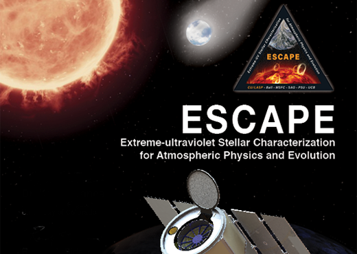 ESCAPE NASA image