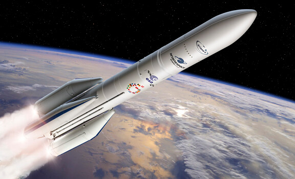 Ariane 6, a new-generation launcher in development by 13 European states